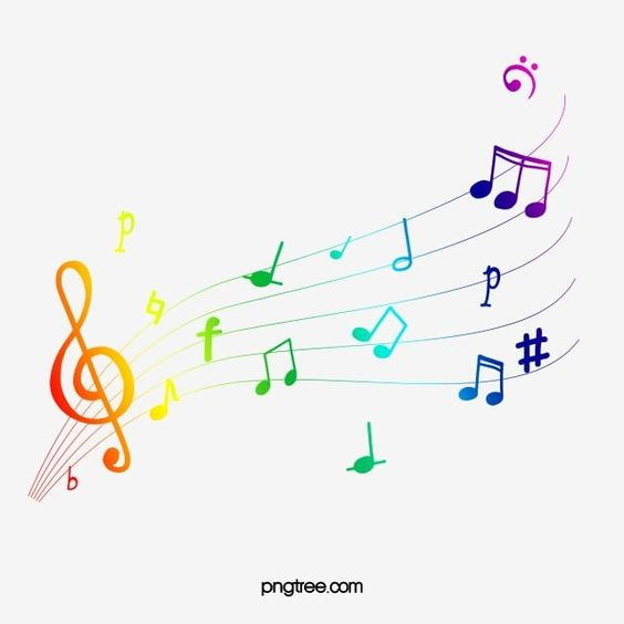 Multicolored Music Elements Music Clipart Musical Instruments Sheet Music Png Transparent Clipart Image And Psd File For Free Download Music Clipart Clip Art Musical Instruments Clipart
