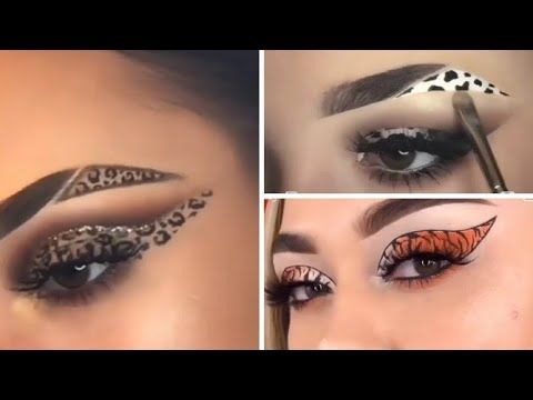 5طرق سهلة وسريعة لتحترفي رسم الايلاينر طريقة رسم الايلاينر للمبتدئات حيل سهلة جمالك خطوة بخطوة Youtube Halloween Face Makeup Eyeliner Face Makeup