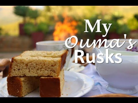 Traditional South African Buttermilk Rusks Boere Beskuit How To Wolkberg Artisans Recipe Youtube In 2020 Rusk Recipe Recipes Boere Beskuit