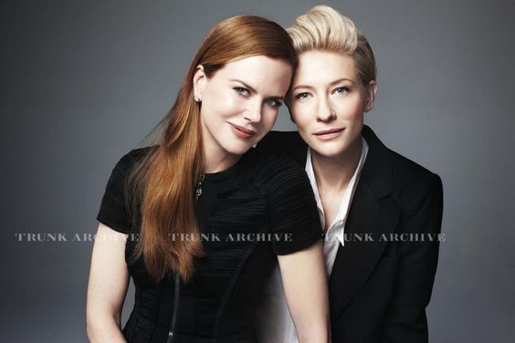 Nicole Kidman and Tilda Swinton