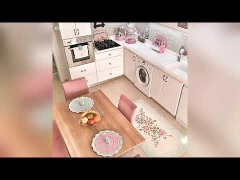 مطابخ عصرية وجد أنيقة تلائم مساحة مطبخكم مع أفكار للتزيين Youtube Enjoy Life Bath Caddy Home Appliances