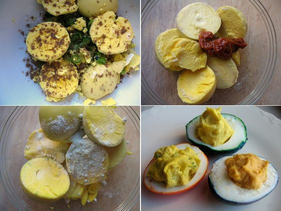 Deviled eggs and Eggs on Pinterest