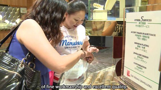 Hua Shang TV--CORP VIDEO -Lee Heng Jewellers