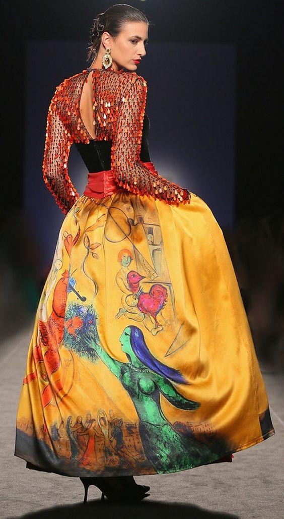 Curiel Couture f/w 2014-15
