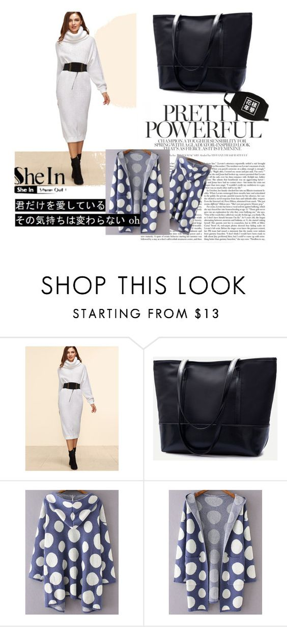 """""""Shein #6/3"""" by s-o-polyvore ❤ liked on Polyvore"""