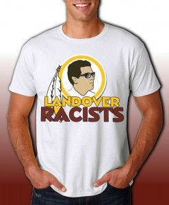 Landover Racists shirt, LOL