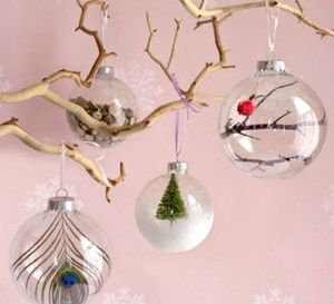 Pinterest le catalogue d 39 id es - Comment decorer une boule de noel transparente ...