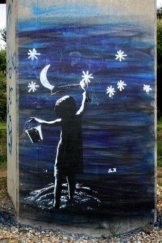 Street art / Unknown Artist: