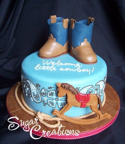 cowboy baby shower cake western baby shower cake google search