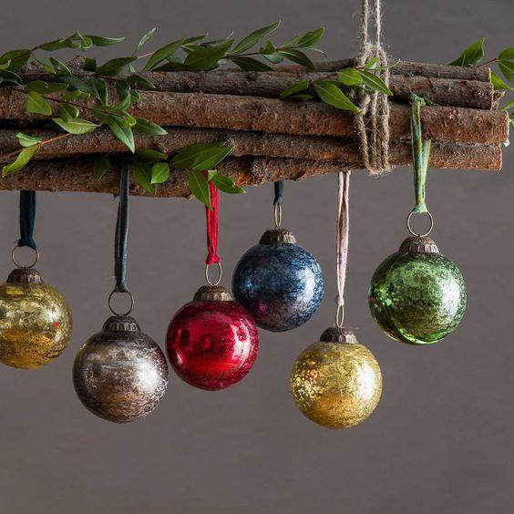 Weihnachtsdekorations-Set Alera