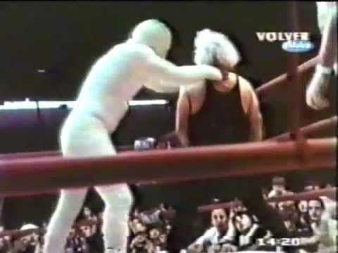 Titanes en el Ring 1972 - Luna Park