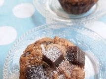 [Resale] popular chocolate muffin candles
