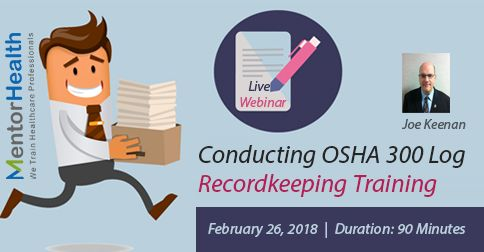 Osha Has Implemented A New Online Osha  Log Recordkeeping