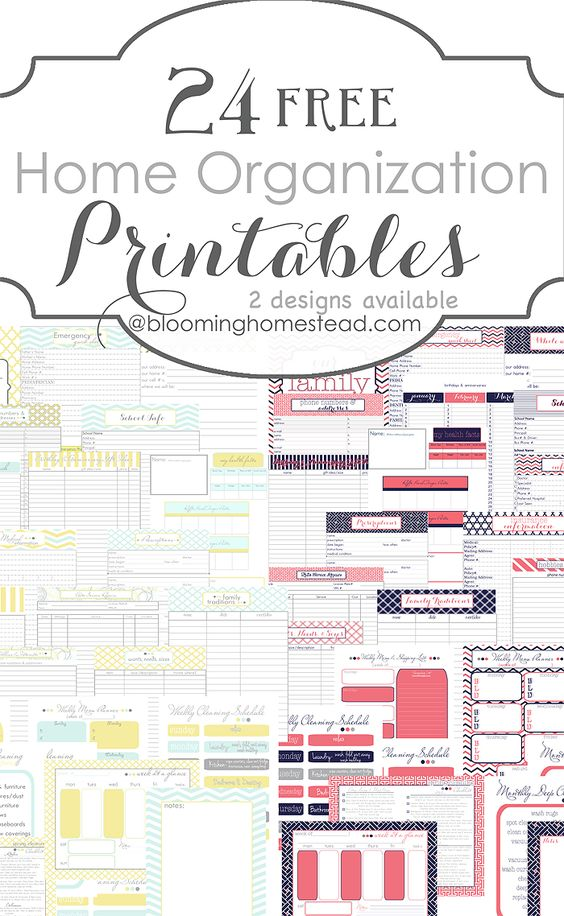Calendar For Home Organization : Printables homesteads and calendar on pinterest