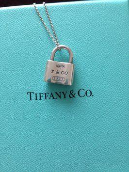Tiffany & Co. Lock $107