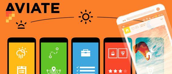 GlobalMedia también brinda noticias en inglés, como la más reciente de la app Aviate, la cual está disponible en Beta.....http://tinyurl.com/ksnnguo #beta #aviate #english #magazine #globalmediait #article #story #mobility #android #connect #apps #features #new