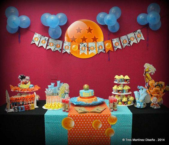 Birthday party ideas cumplea os ideas para fiesta de - Ideas fiesta cumpleanos ...