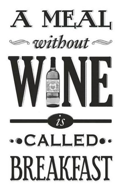 There's always time for WINE (28 photos)