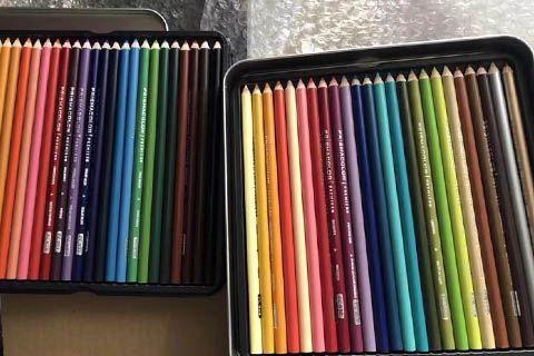 Los Mejores Lapices De Colores Profesionales Prismacolor Lapices De Colores Lapices Prismacolor