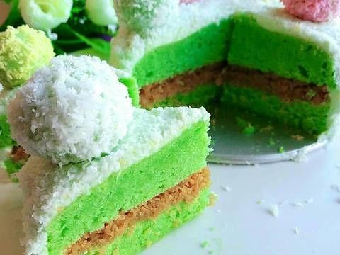 Resep Klepon Cake Oleh Anik Wina Resep Resep Makanan Makanan Manis