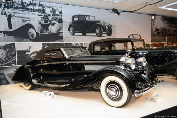 1935 Hispano Suiza K6 Image