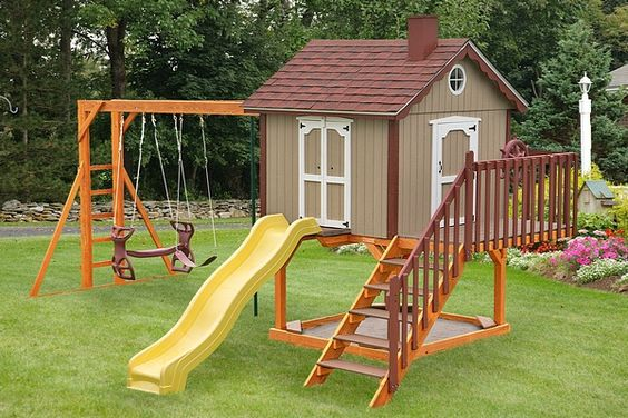 17 best images about swingset plans swings search and for Log swing plans
