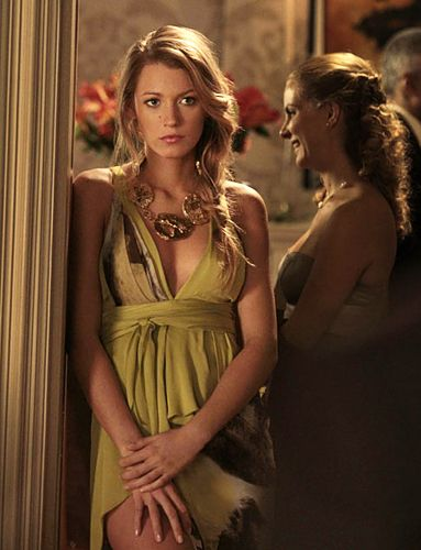Van, Blake lively and Gossip girls on Pinterest
