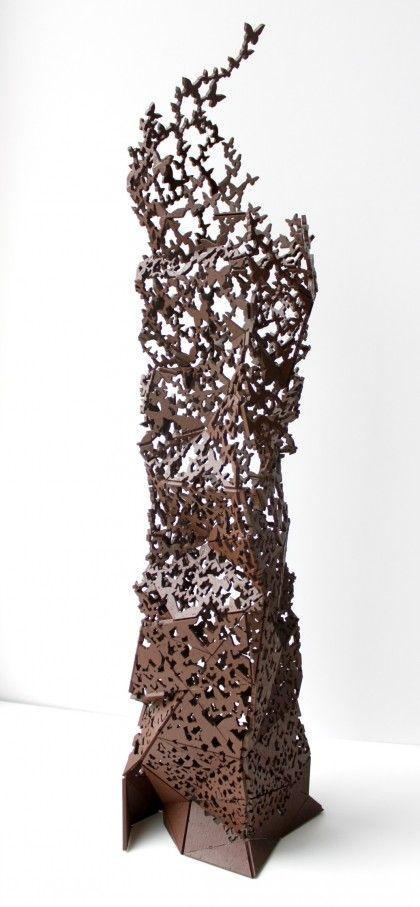 sculpture en chocolat chcolatesculpture chocolate pinterest chocolate sculptures. Black Bedroom Furniture Sets. Home Design Ideas