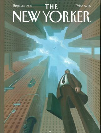 A Reporter at Large: THE NEW AGE OF MAN : The New Yorker