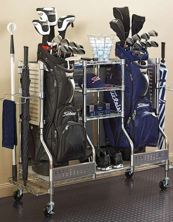 This year, surprise your Valentine with a golf organizer!