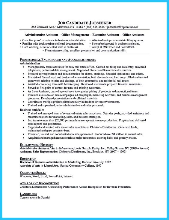 One of the most challenging parts in seeking a job is making a - management consulting resume