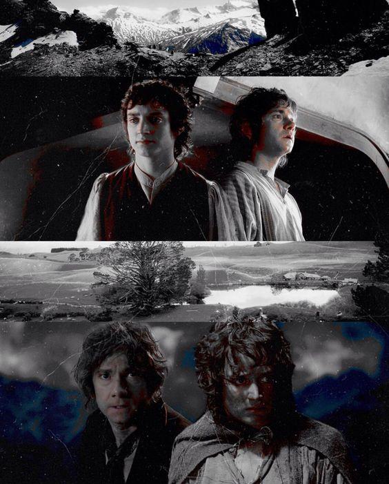 Bilbo Und Frodo