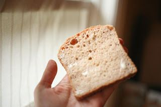 Gluten-free Gourmand: Sandwich Bread