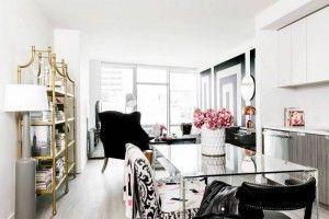 Un piso muy femenino en San Francisco · An uber feminine apartment in San Francisco