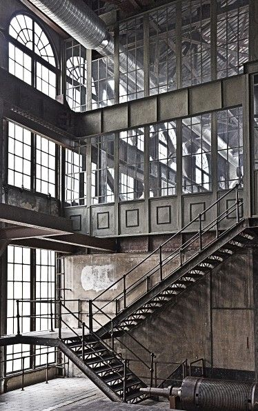 Industrial glass houses and glasses on pinterest