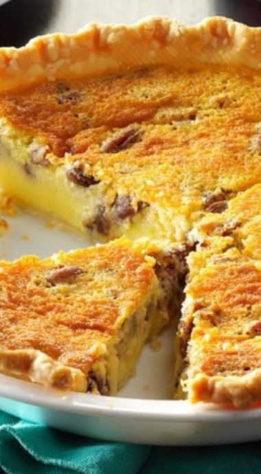 Buttermilk Pecan Pie Recipe Dessert Recipes Dessert Pie Recipes Desserts