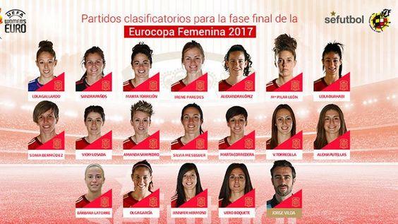 ¿Quieres ver jugar (gratis)  a la Selección Española de fútbol femenino ?