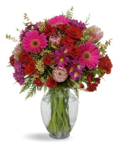 BESTSELLER! Holiday Romance Bouquet $61.46: