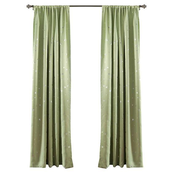Shiloh Nouvel Curtain Panel Pair