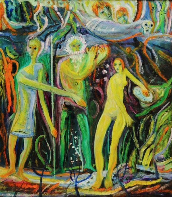 El Flautista y sus Musas (2002) Leopoldo Presas