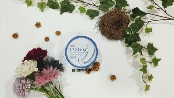SNP Bird's Nest Intensive Soothing Gel