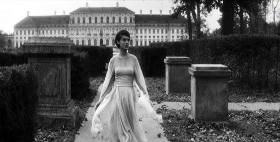 Alain Resnais. Last Year at Marienbad.
