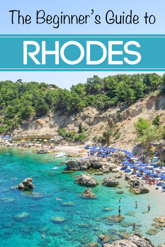 Rhodes 101: The Beginner's Guide to Rhodes, Greece