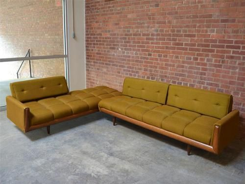 mid century modern furniture for sale by owner ebay danish sectional sofa craft associates couch living room replacement sof
