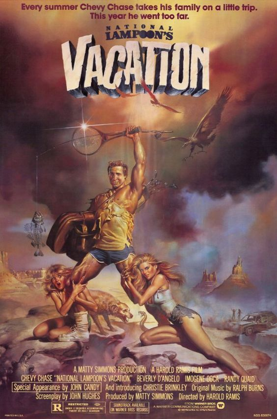 national lampoon's vacation....  look at those colors. awesome!