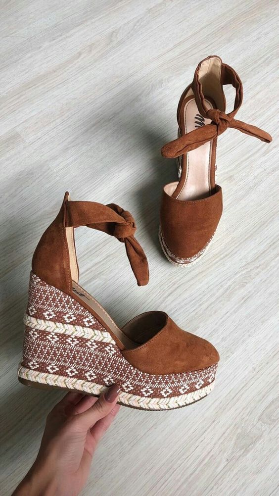 Cool Summer  Wedges Sandals
