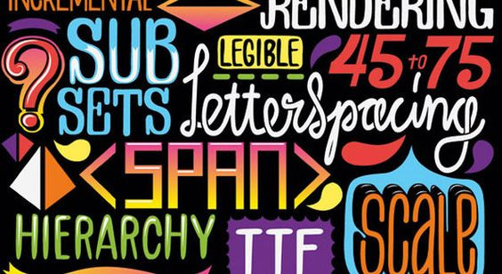 Tips to master web typography