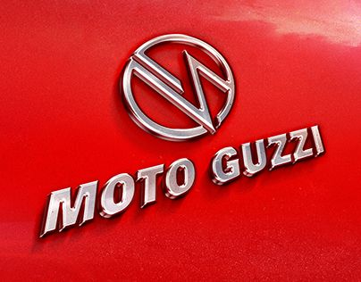 Restyling Marchio Moto Guzzi by Simona Catalfo, via Behance