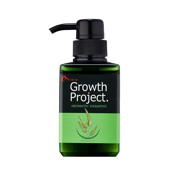 Growth Project Boston - Scalp Care Aroma Shampoo for Hair Growth 300ml - Takaski.com