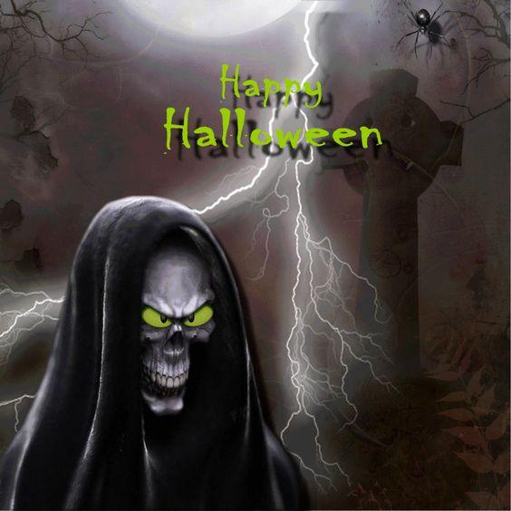Scary Halloween 2 Animation